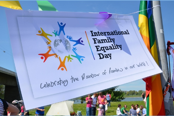 June 30: a day for the worldwide promotion of family equality