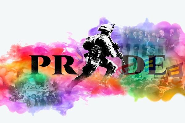US Marines Celebrate LGBTQ+ Contribution