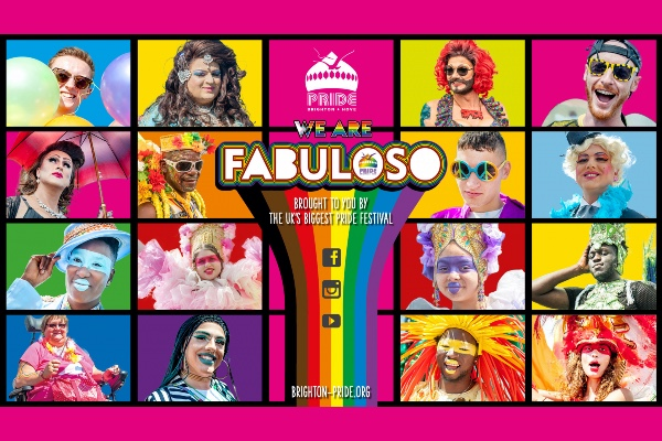 REVIEW: Virtual Brighton Pride – We Are Fabuloso