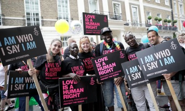 Amnesty reacts to Gov plans to drop gender recognition reforms
