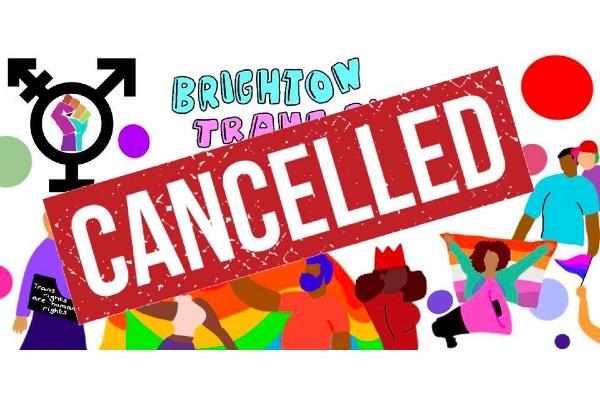Trans GRA vigil cancelled