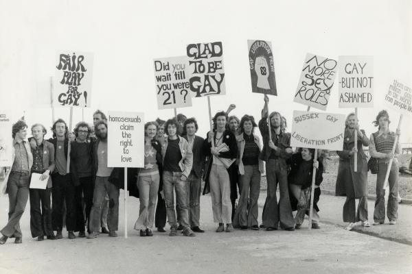 Sussex Gay Liberation Front – The Gay Day Before Pride