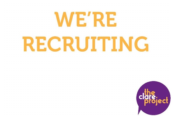 The Clare Project is recruiting!