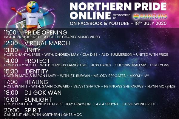 Northern Pride takes off this weekend!