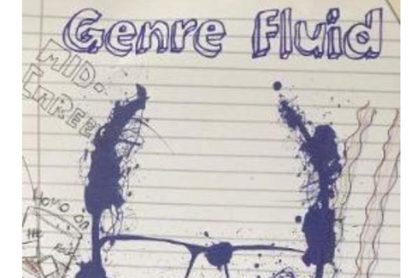 REVIEW: Books – Genre Fluid  by Dan Webber