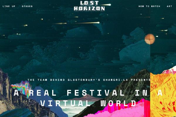 Shangri-La's Lost Horizon Festival