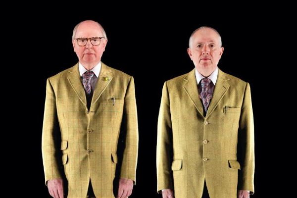 Gilbert + George Quit the Royal Academy