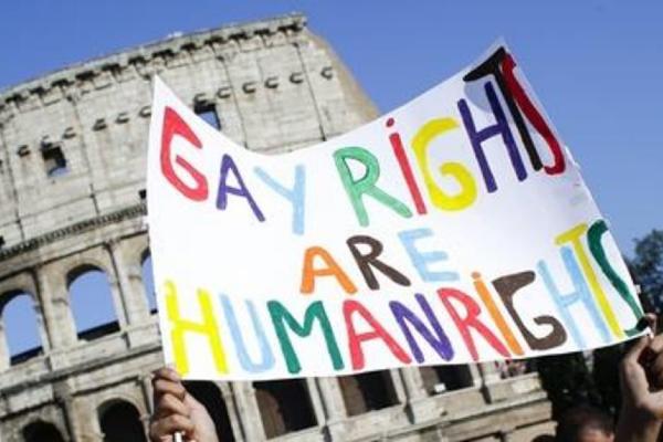 Italy split over LGBTQ+ rights