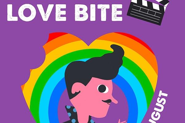 Love Bites – Oska Bright Festival, the learning disability Film Festival
