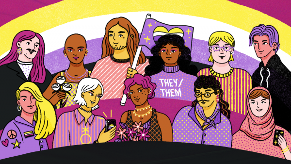 Study: 25% of LGBTQ+ youth use gender-neutral pronouns