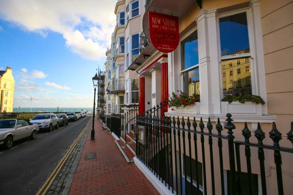 New Steine Hotel & Bistro – 20 years of service with style