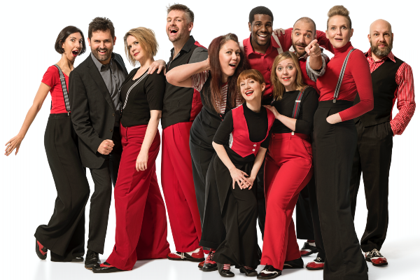 REVIEW: Showstopper! The (Socially Distanced) Improvised Musical