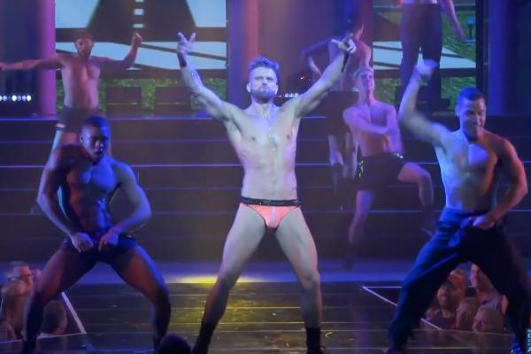 Broadway Bares: Dancers Drop Clothes to Raise Money