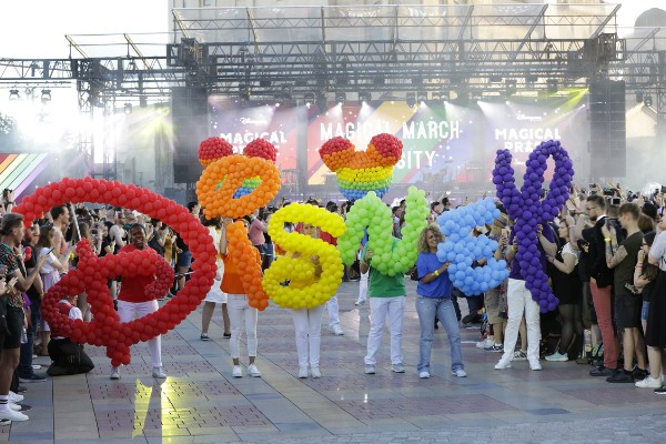 Disney show features first openly bisexual character