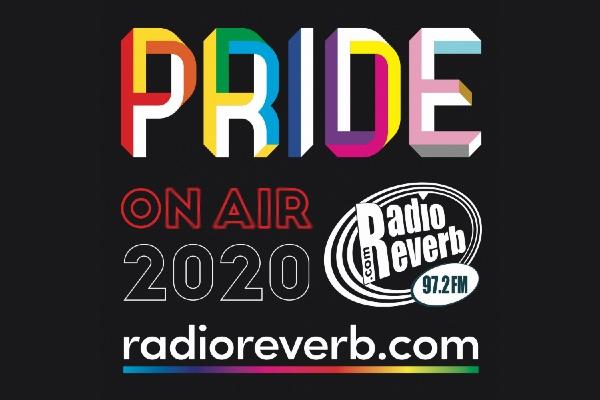 RadioReverb raises £1,000+ over Brighton & Hove Pride Weekend!