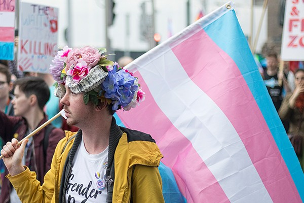 New equality ruling protects gender non-conforming people