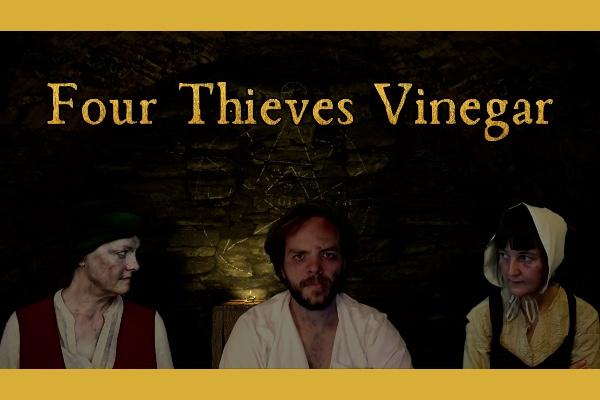 REVIEW:Four Thieves Vinegar -lockdown play