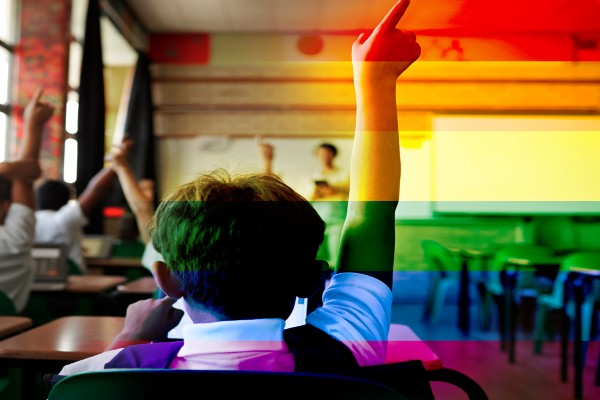 Nearly half of UK parents oppose LGBTQ+ inclusive education