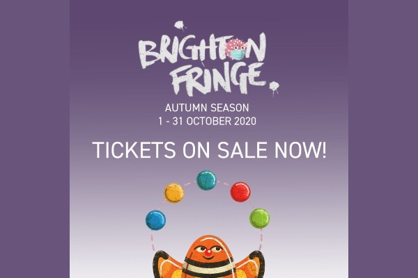 PREVIEW: Brighton Fringe announces Autumn schedule