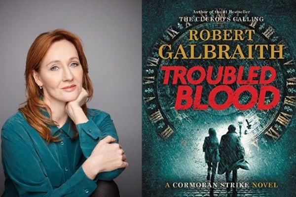 JK Rowling tops book charts despite transphobia accusations