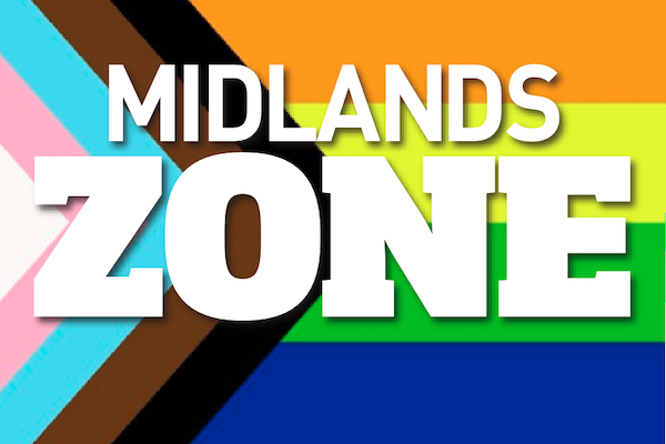 Midlands Zone bids fond farewell to the LGBTQ+ community