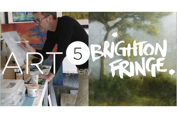 PREVIEW: Five art exhibitions at art5 Gallery for Brighton Fringe