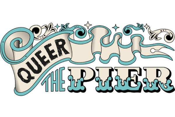 FREE TALK: 'We're Here, We're Queer, We're On The Pier'