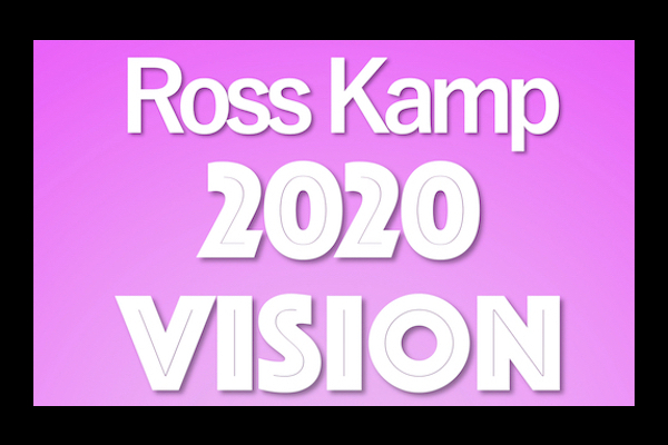 PREVIEW: LGBTQ+ comedian Ross Kamp to bring '2020 Vision' to Brighton Fringe