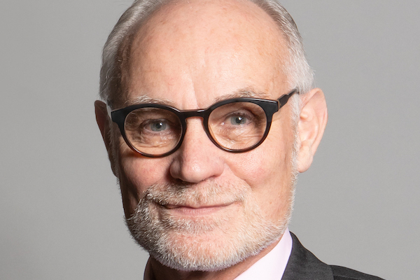 Tory MP Crispin Blunt calls for new Equalities Minister after debate on Gender Recognition Act