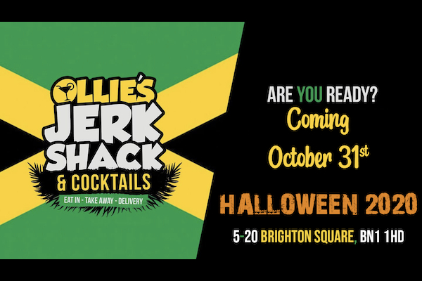 Ollie's Jerk Shack & Cocktails to bring flavour of the Caribbean to Brighton & Hove!