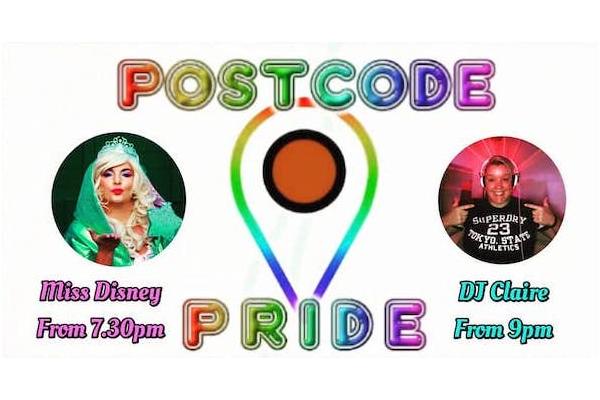 Postcode Pride for the Brighton Rainbow Fund kicks off in Kemptown tonight!