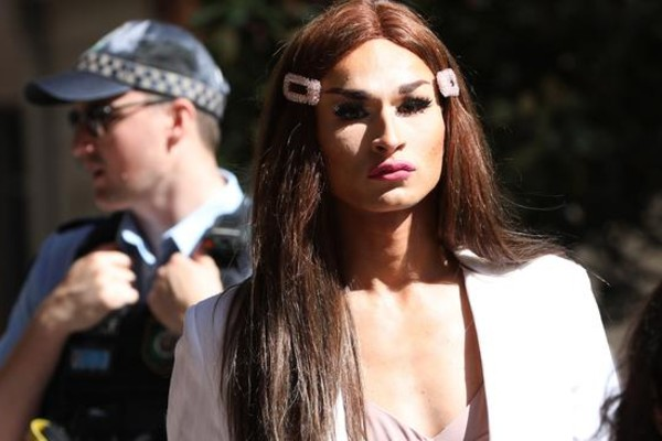 Trans woman attacked by police in Sydney