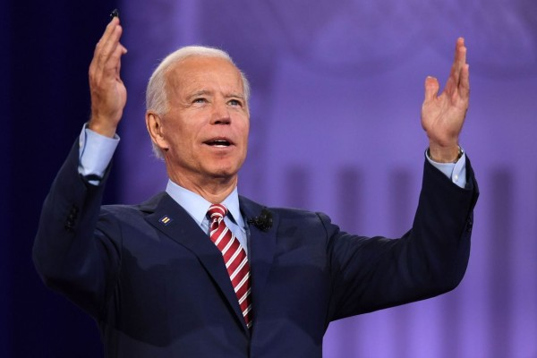 Biden endorsed by US LGBTQ+ Chamber of Commerce