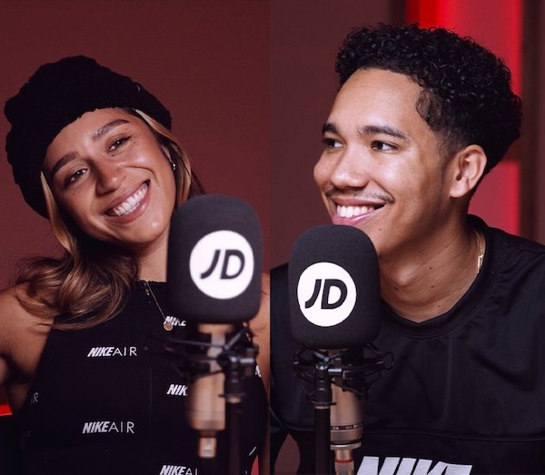 Chelcee Grimes chats to Chuckie Online on JD's In the Duffle Bag Upfront podcast