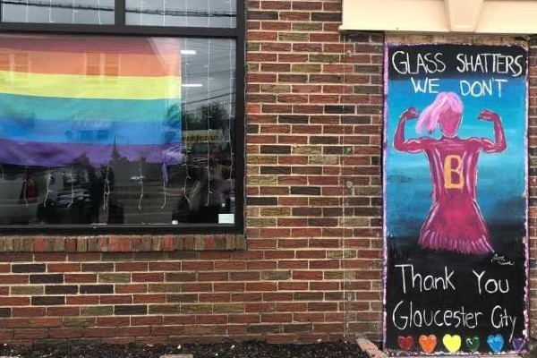 LGBTQ+ inclusive gym destroyed in hate crime