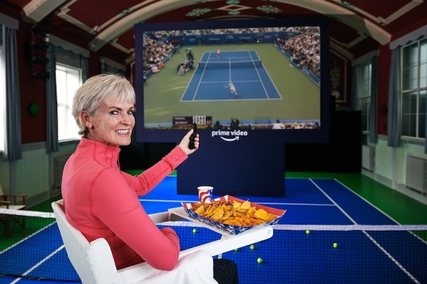 Judy Murray bags court-side US Open seats from Dunblane