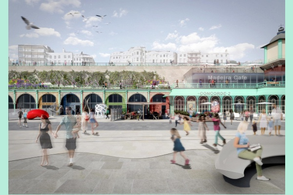 City Council: Madeira Terrace designs get the go ahead for next steps