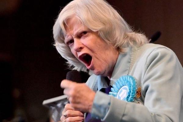 Ann Widdecombe criticises Strictly star Nicola Adams