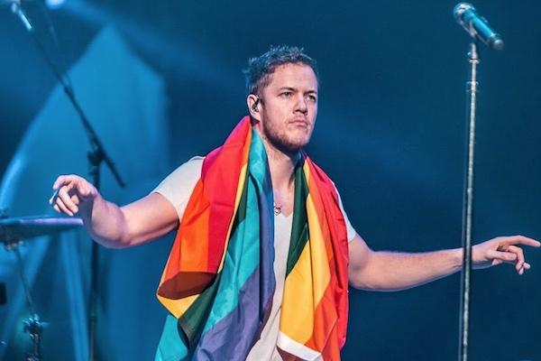 Singer Dan Reynolds donates home to LGBTQ+ youth charity