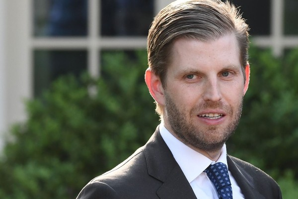 Eric Trump faces backlash for statement on LGBTQ+ community