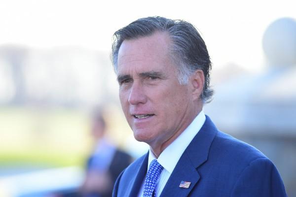 'Anti-LGBTQ+' Amy Coney Barrett endorsed by Mitt Romney