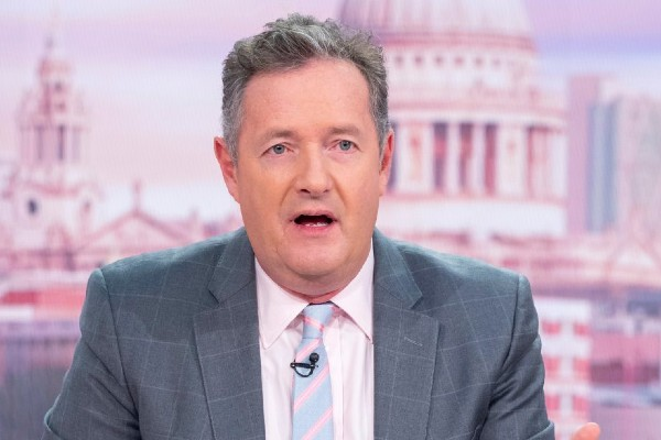 Piers Morgan argues trans women should not play rugby