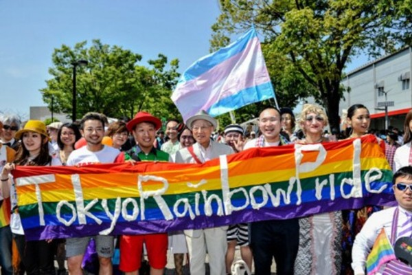 LGBTQ+ activists in Japan launch petition for equality law