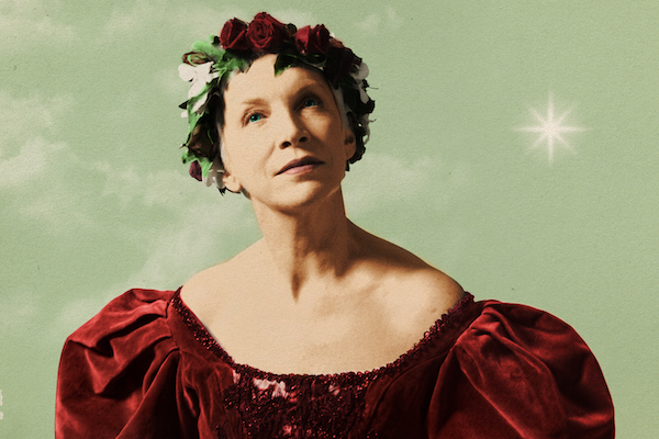 Annie Lennox to re-release remastered version of A Christmas Cornucopia