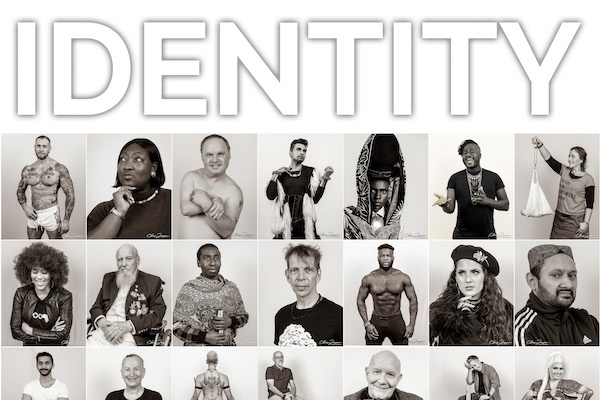 What does IDENTITY mean to you? New LGBTQ+ project from Chris Jepson