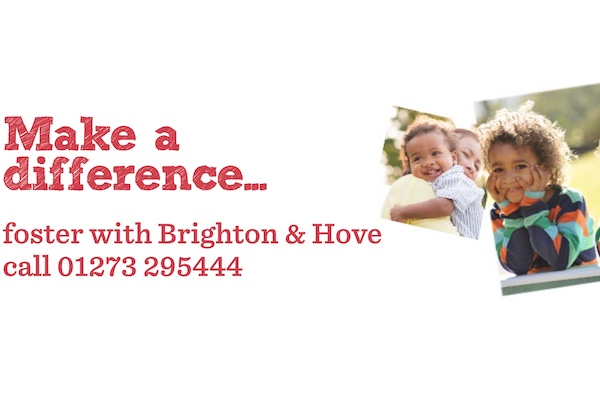 Brighton & Hove councillor calls for more people to consider becoming foster carers