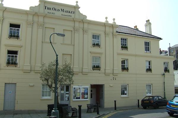 The Old Market receives funding as part of the government's Culture Recovery Fund
