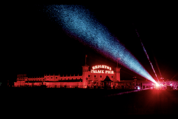 Brighton & Hove goes red for #WeMakeEvents global campaign
