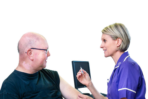 Shielded patients and their households offered free flu jab