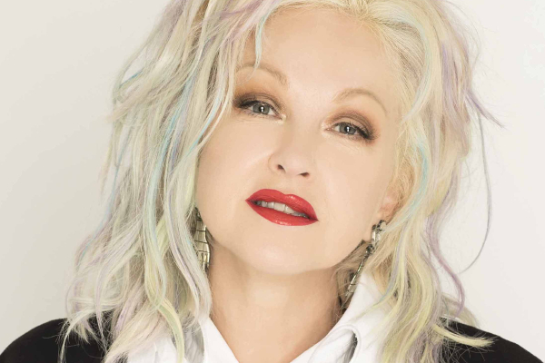 Cyndi Lauper reunites with GRAMMY-winning producer Tracy Young for 'Hopeful' remix